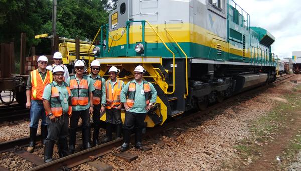 Railway Staffing